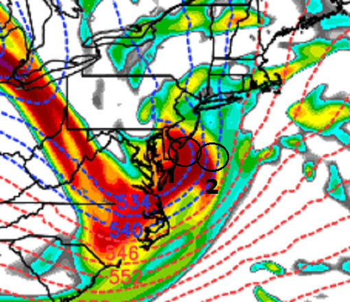 Pain in the Butt March 7th Godzilla: Observations - Page 21 Ecmwf105