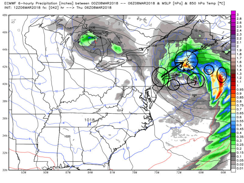 Pain in the Butt March 7th Godzilla: Observations - Page 21 Ecmwf109