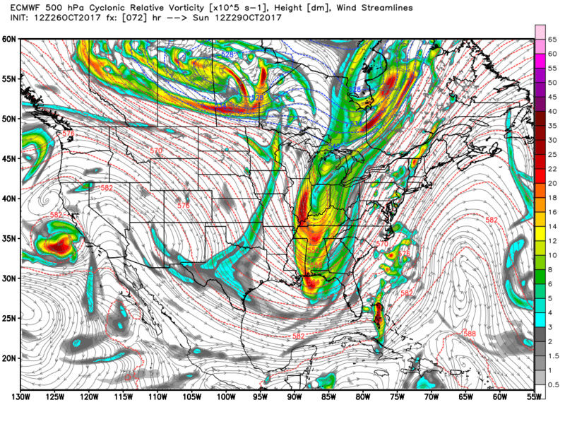10/29 - 10/30 Nor'Easter Ecmwf_11