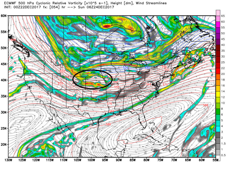 Possible Christmas Day Storm  - Page 3 Ecmwf_28