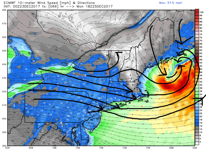 Possible Christmas Day Storm  - Page 4 Ecmwf_42
