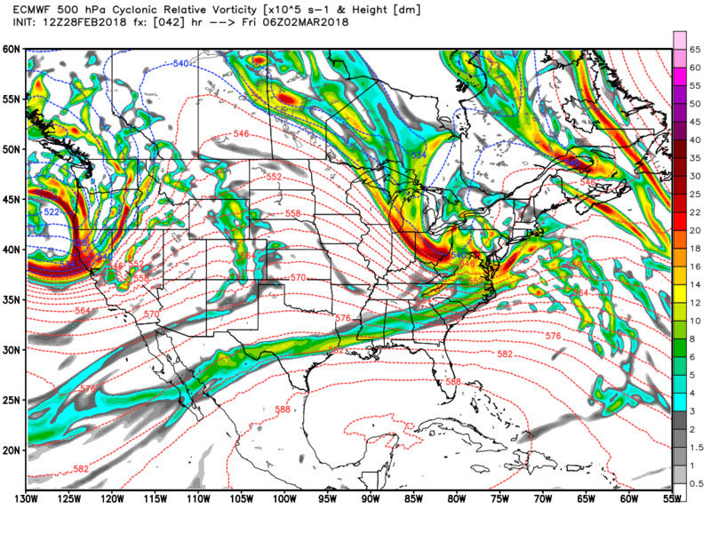 MARCH 2nd-3rd 2018 Complex set up - Page 15 Ecmwf_76