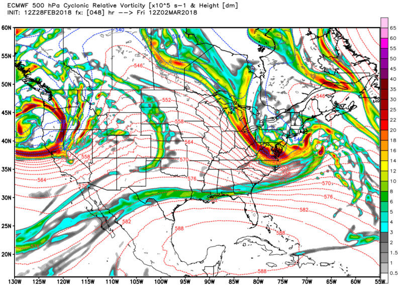 MARCH 2nd-3rd 2018 Complex set up - Page 15 Ecmwf_77