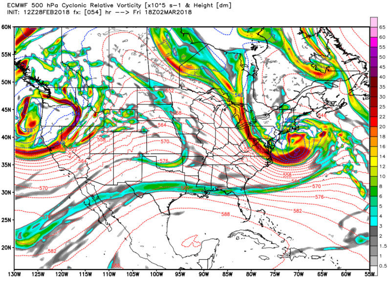 MARCH 2nd-3rd 2018 Complex set up - Page 15 Ecmwf_78