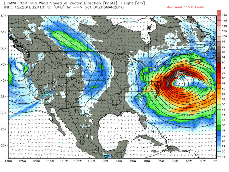 MARCH 2nd-3rd 2018 Complex set up - Page 15 Ecmwf_81