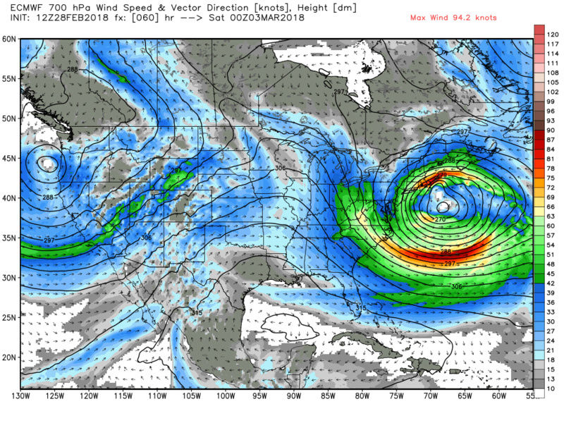 MARCH 2nd-3rd 2018 Complex set up - Page 15 Ecmwf_82