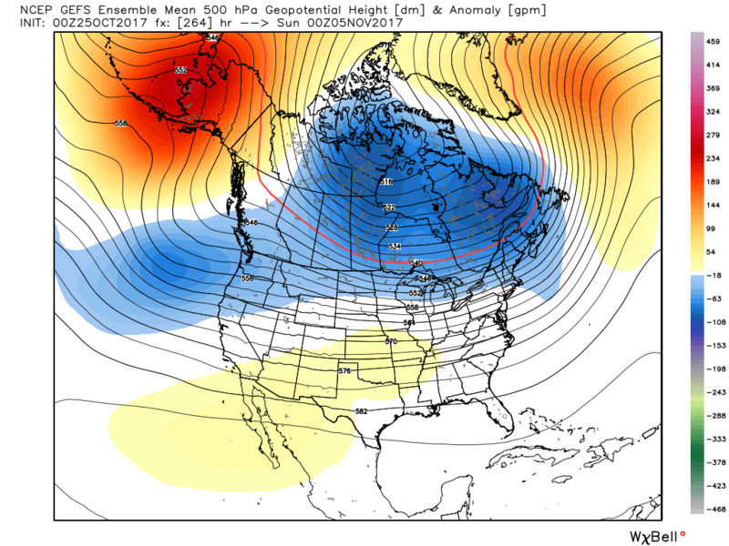 2017-18 Winter Discussion thread - Page 5 Gefs_014