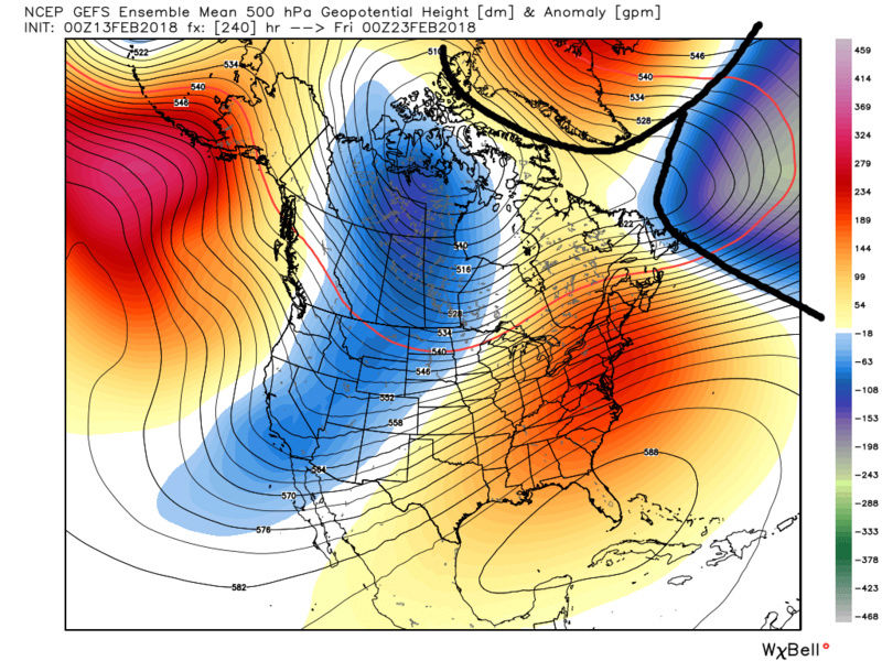 Long Range Thread 16.0 Gefs_z19