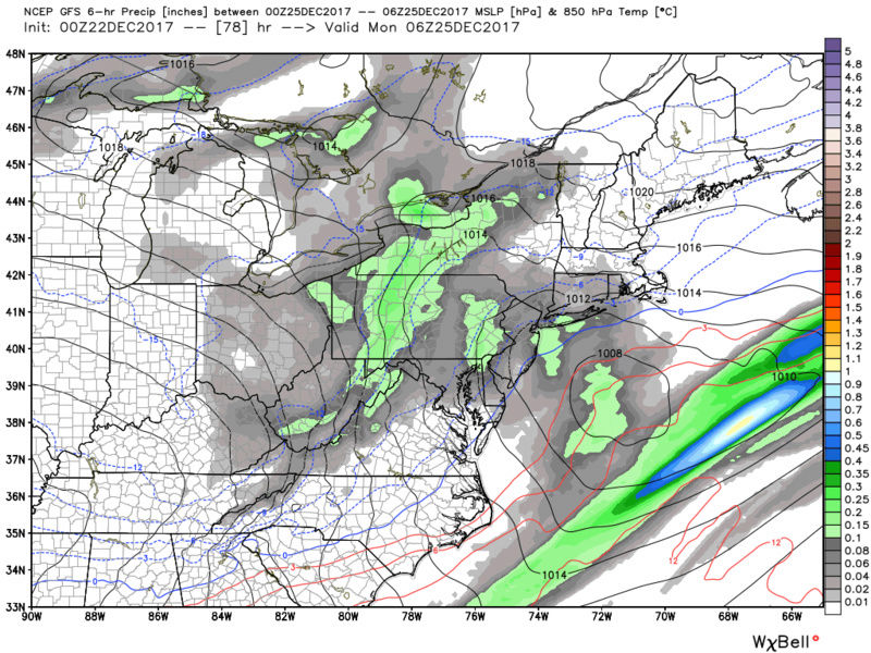 Possible Christmas Day Storm  - Page 3 Gfs_pr11