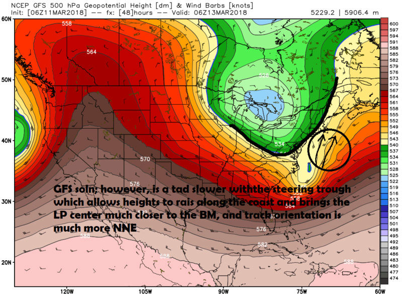 Tracking Another Possible Godzilla Mon-Tues, March 12th-13th Gfs_z522