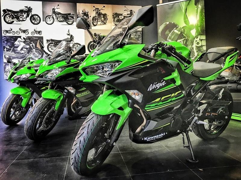 La Ninja 400 en photos 13307010