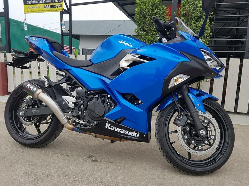 La Ninja 400 en photos 13f35b10