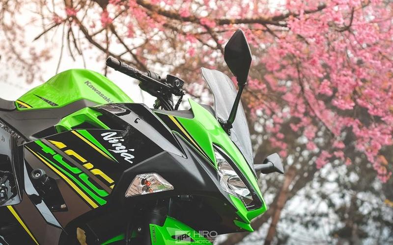 La Ninja 400 en photos 26167910