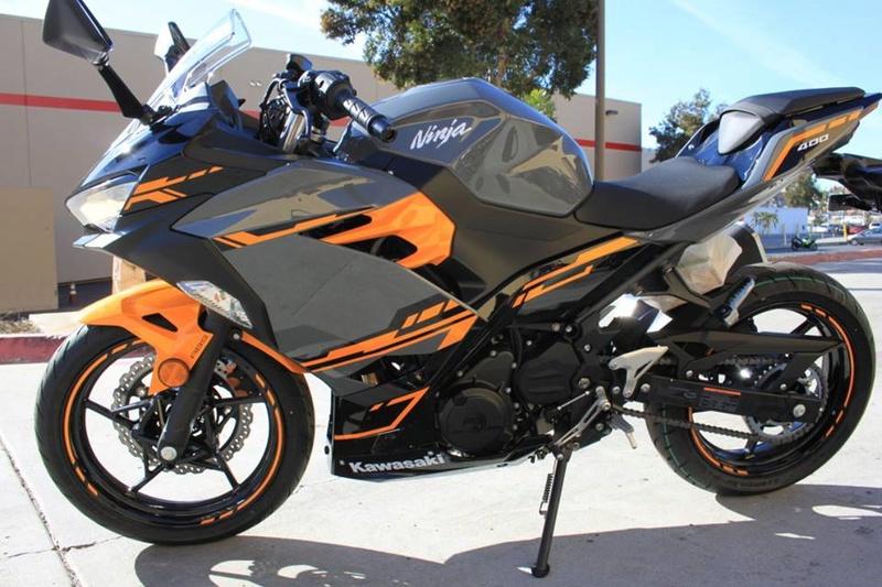 La Ninja 400 en photos 26991810