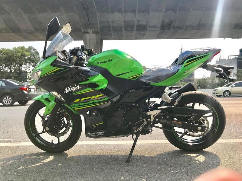 La Ninja 400 en photos 26993810