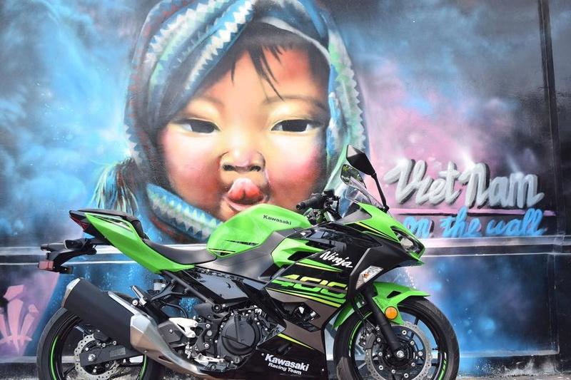 La Ninja 400 en photos 27459210
