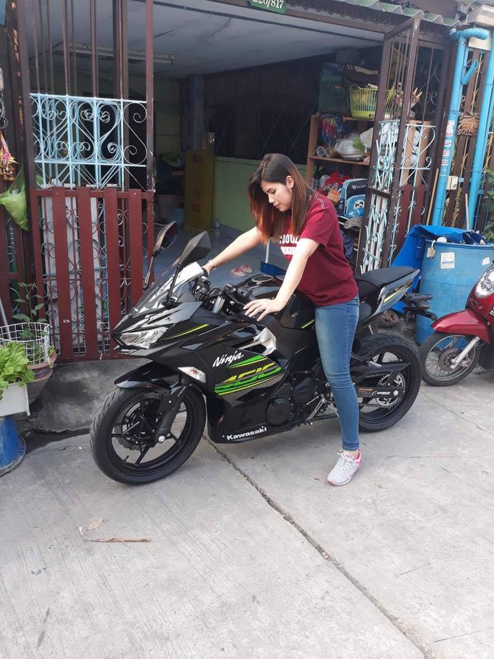 La Ninja 400 en photos 27459810