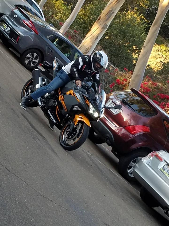 La Ninja 400 en photos 27541010