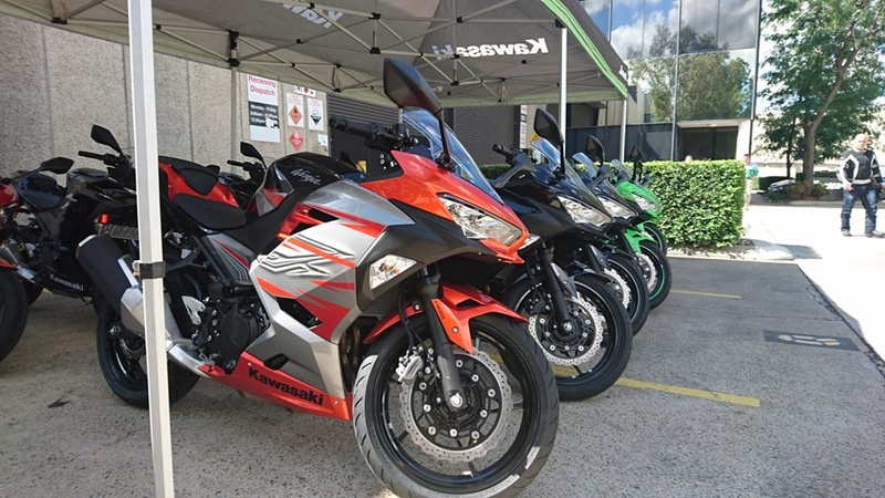 La Ninja 400 en photos 27657410