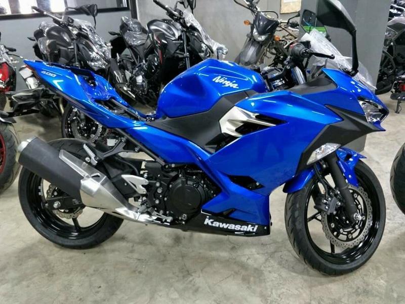 La Ninja 400 en photos 27657710