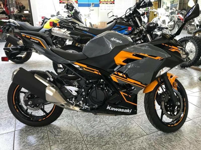 La Ninja 400 en photos 27729910