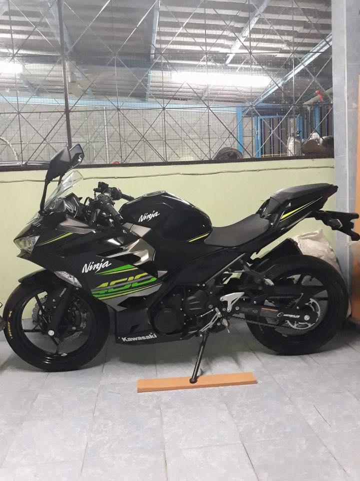 La Ninja 400 en photos 27857910