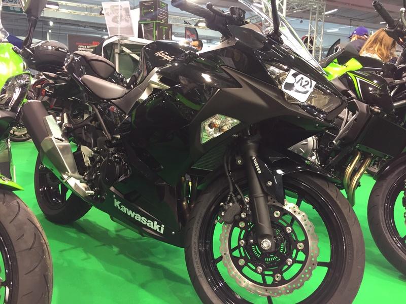 «La moto fait son show en Bretagne» 2bc21910