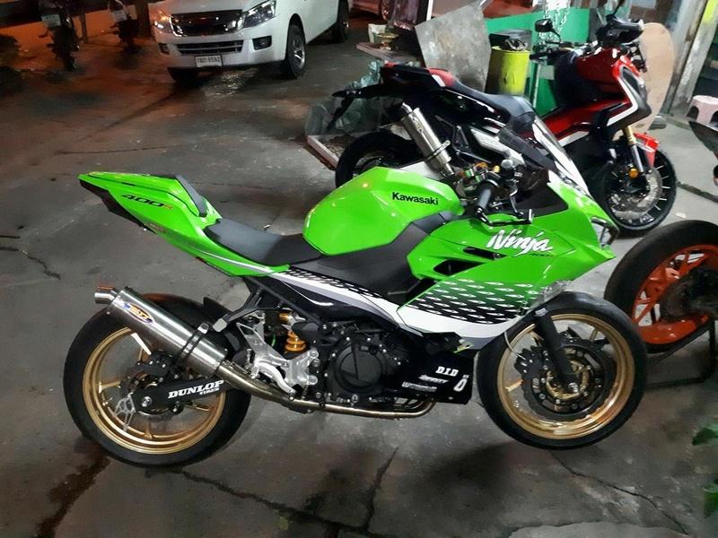 La Ninja 400 en photos 39668710