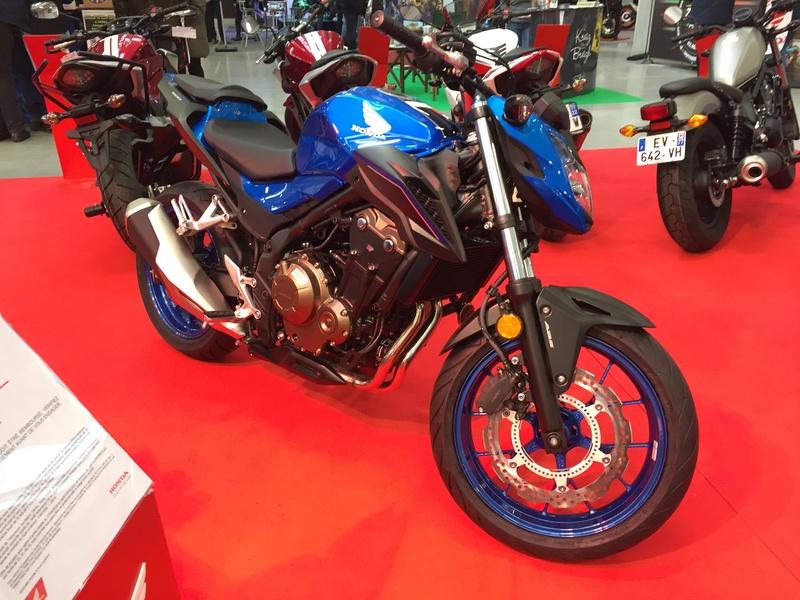 «La moto fait son show en Bretagne» 406d9b10