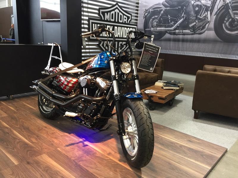 «La moto fait son show en Bretagne» 4316f210