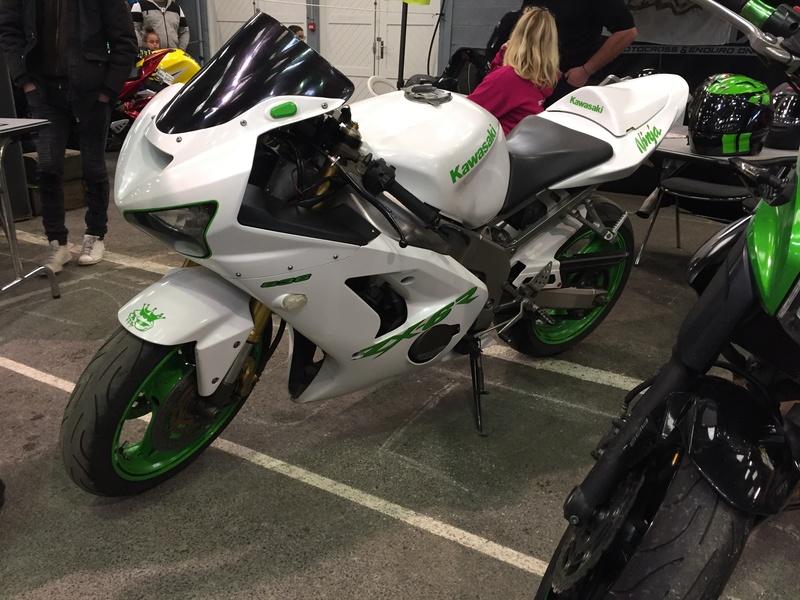 «La moto fait son show en Bretagne» 432e8e10