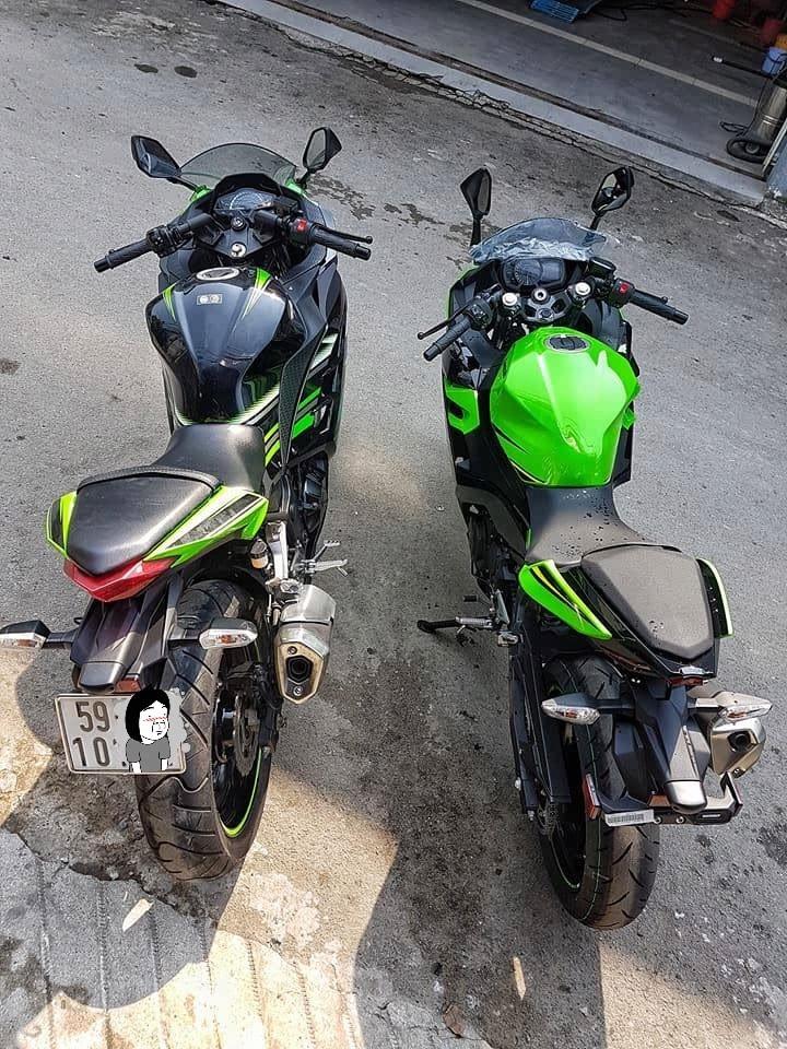 La Ninja 400 en photos 44079510