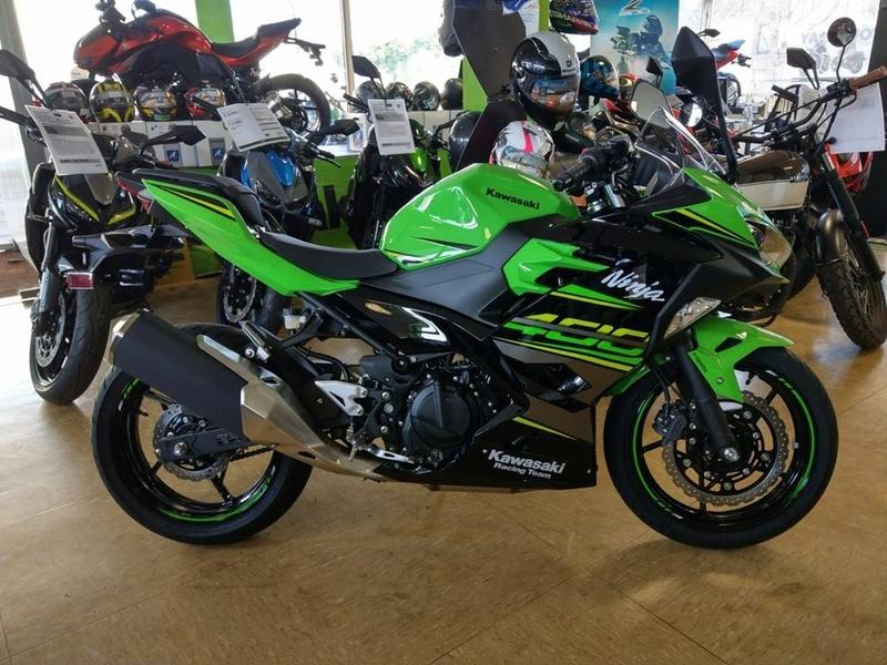 La Ninja 400 en photos 4c48b110