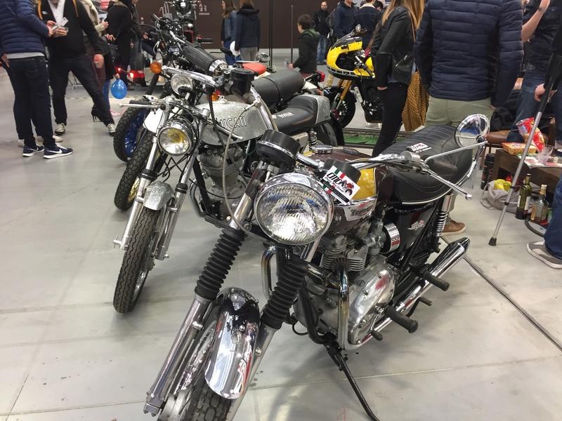 «La moto fait son show en Bretagne» 532c3610
