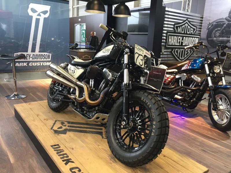 «La moto fait son show en Bretagne» 593c6d10