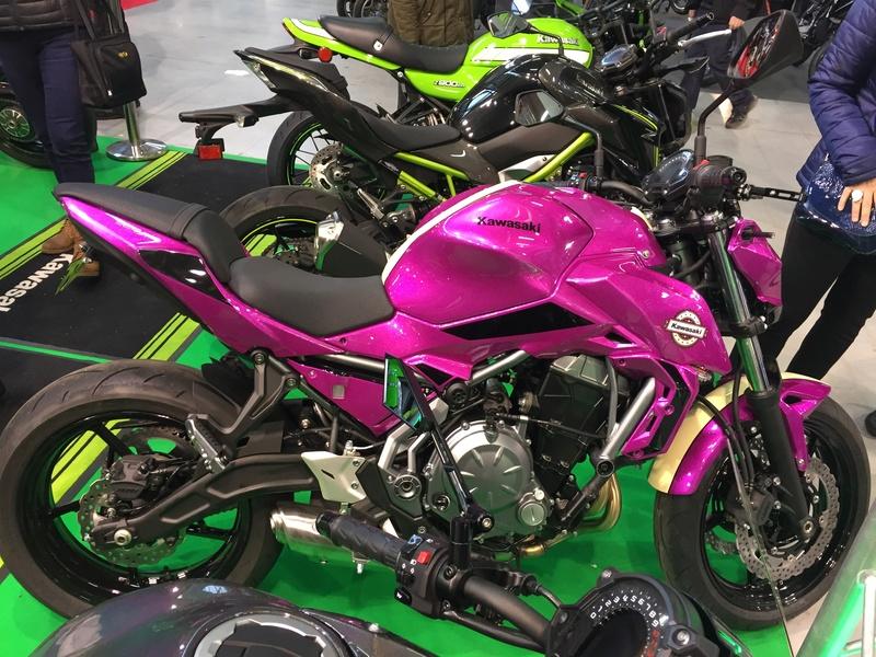 «La moto fait son show en Bretagne» 5fe77810