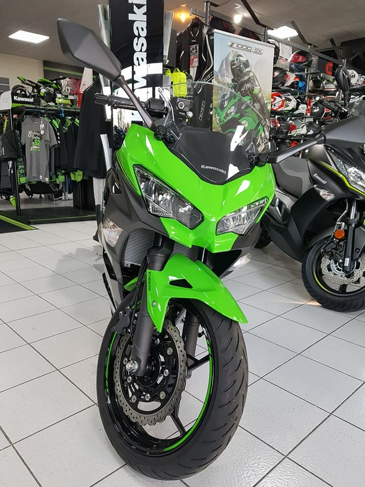 La Ninja 400 en photos 6178ad10