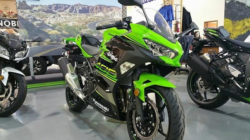 La Ninja 400 en photos 75380b10