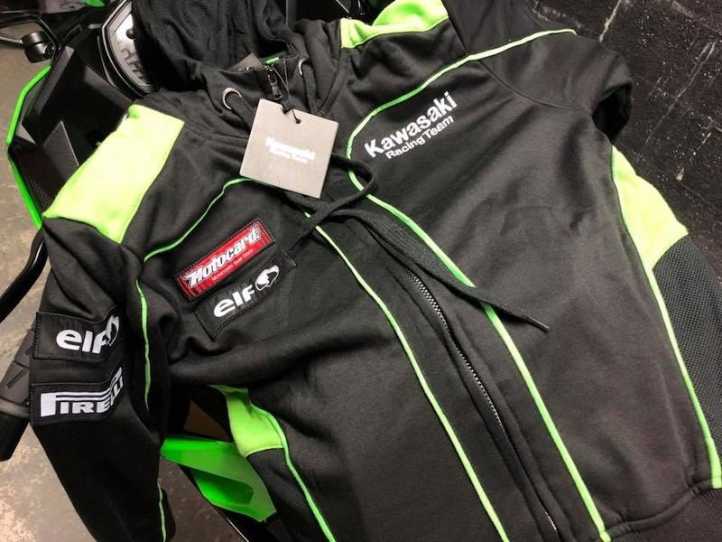 Sweat Kawasaki Racing Team a 25€ 7b65ab10