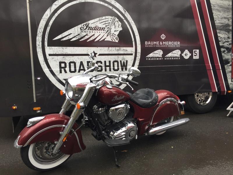 «La moto fait son show en Bretagne» 7c2c4e10