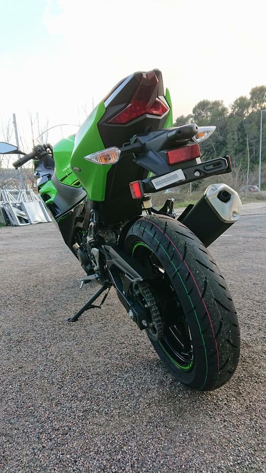 La Ninja 400 en photos 7f782710