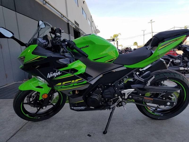 La Ninja 400 en photos 81162a10