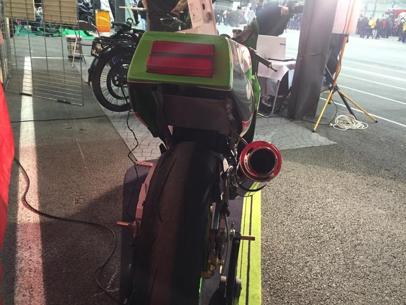 «La moto fait son show en Bretagne» 82546310