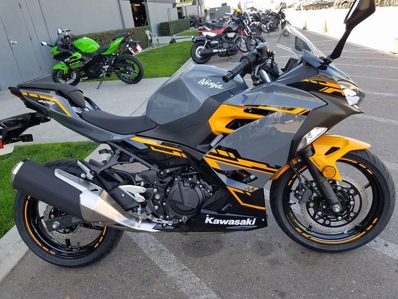 La Ninja 400 en photos 86215410