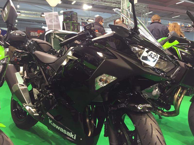 «La moto fait son show en Bretagne» 86a05810