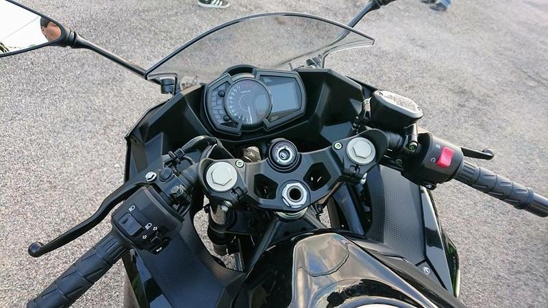 La Ninja 400 en photos 8daafc10