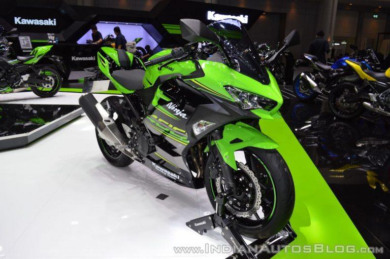 La Ninja 400 en photos 91668010