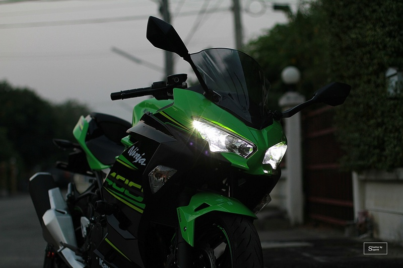 La Ninja 400 en photos 9962c510