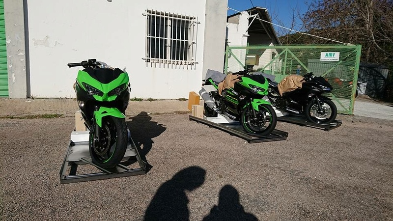 La Ninja 400 en photos A1da4910