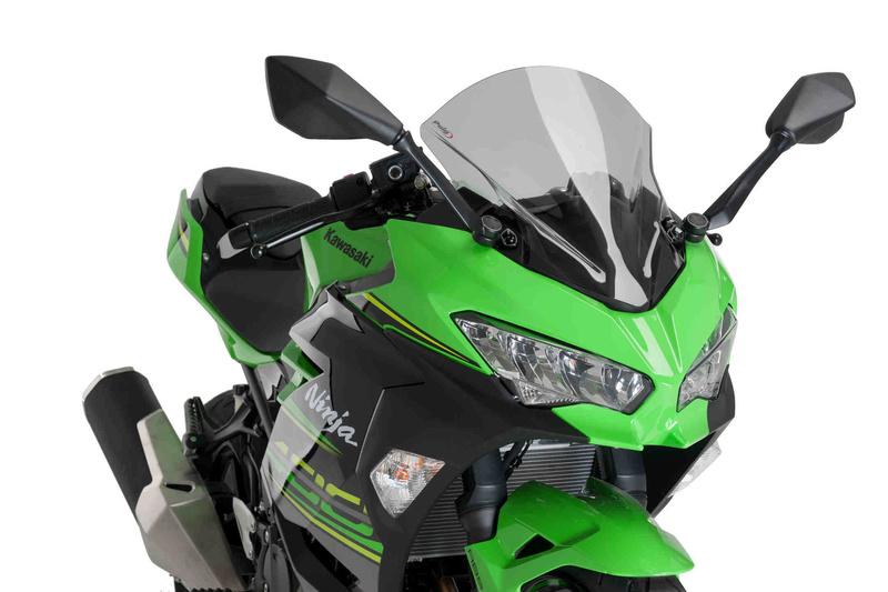 Bulle haute Kawasaki A5cfe410
